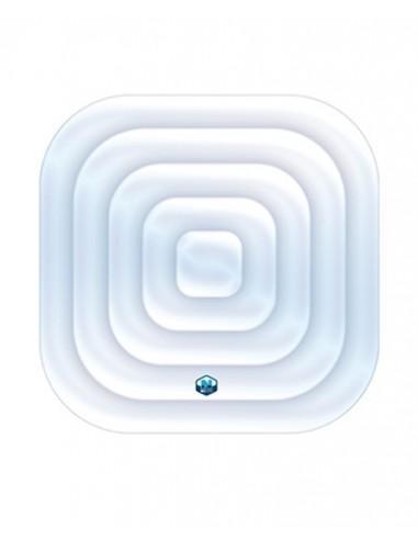 NetSpa Couvercle gonflable pour spa carré