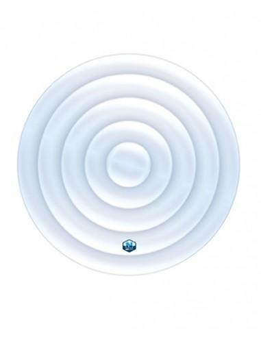 NetSpa Couvercle gonflable pour spa rond (Ø140 cm)