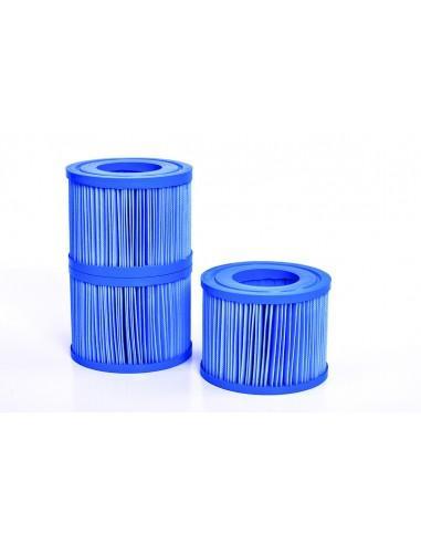 Filtres antibactériens NetSpa (lot de 3 filtres)