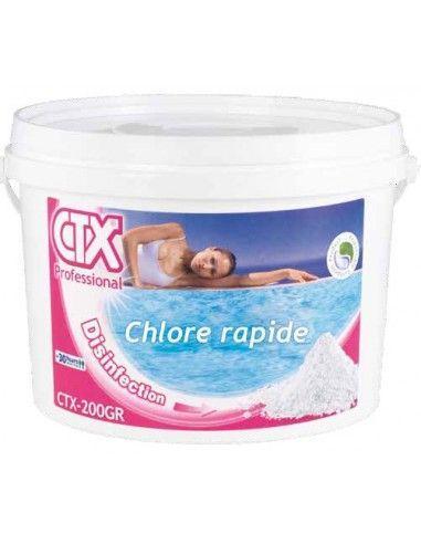 Chlore choc Granulé - 5 Kg CTX-200/GR