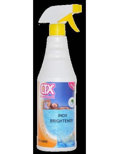 Reinigingsmiddel voor Inox - 750 ml CTX-1605