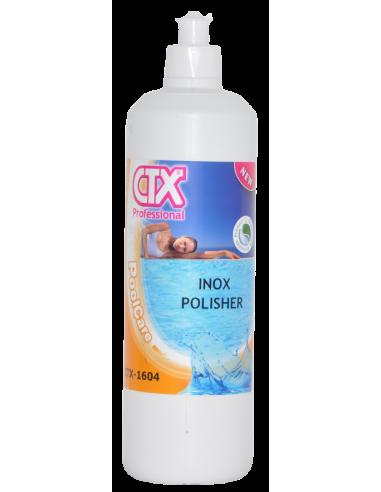 Nettoyant inox polisseur - 750 ml CTX-1604