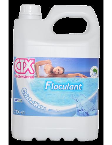 Floculant Liquide - 5 L CTX-41