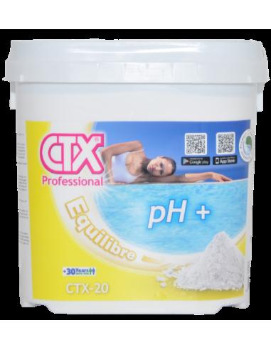 pH Plus Granulaat - 5 Kg CTX-20