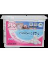 Chlore lent Pastilles de 20g (Spa ou piscines hors-sol) - 1 Kg CTX-350
