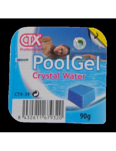 Poolgel Floculant cube - 90 g CTX-39