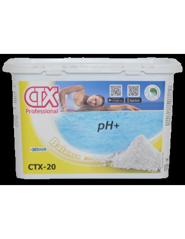 pH Plus Granulaat - 1 Kg CTX-20