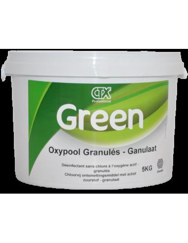 Oxypool Granulé (Oxygène actif) - 5 Kg CTX-100