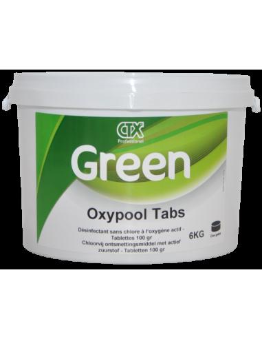 Oxypool Tabs (Oxygène actif) - 6 Kg CTX-100