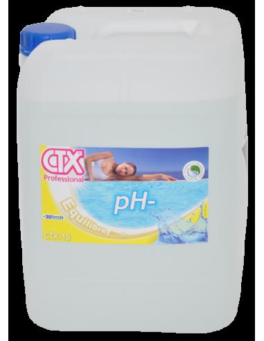 PH - liquide (15%) 20 L CTX-15