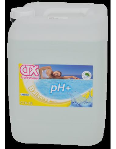 pH Plus Vloeibaar - 20 L CTX-25