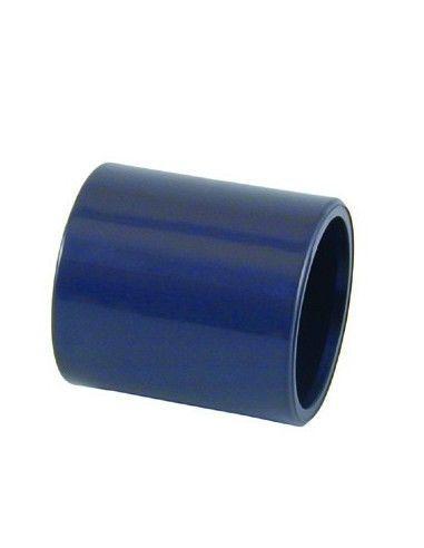 PVC Sok te lijmen Ø63 mm
