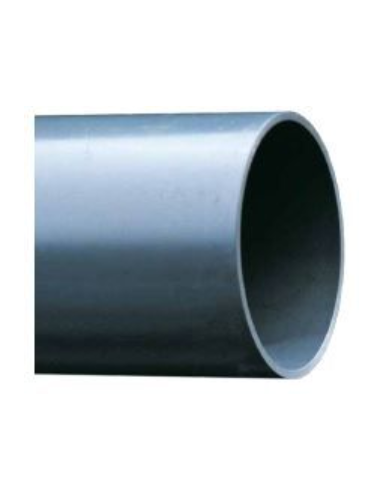 PVC-buis Ø50 mm werkdruk 10 BAR ( 1m )