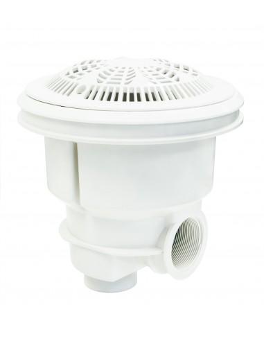 Bonde de fond - NORM - Grille anti-vortex (béton)