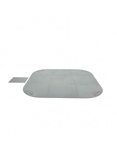 Tapis de protection de sol pour SPA Bestway 216 X 216 cm