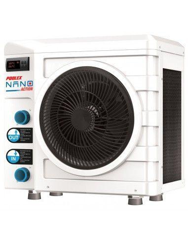 Pompe à chaleur Poolex Nano Action Modèle 3kW