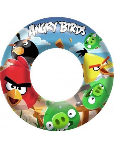 Bouée Angry Birds 56 cm Bestway