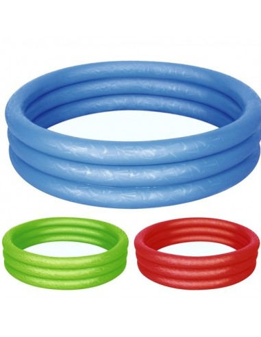 Piscine gonflable 3 boudins pour enfant Bestway