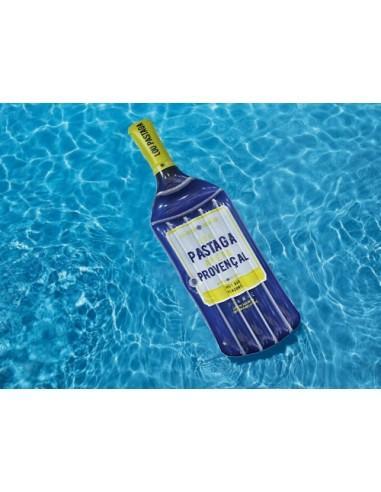 Matelas Lou Pastaga- forme de bouteille de Pastis