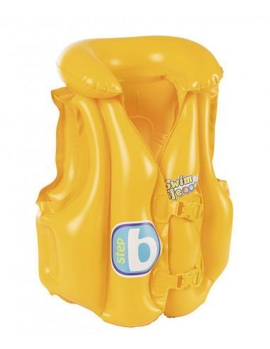 Gilet gonflable de sécurité pour enfant (3-6 ans)