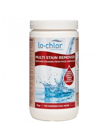 Lo-Chlor: Multi Stain Remover 1kg (Elimine les tâches)