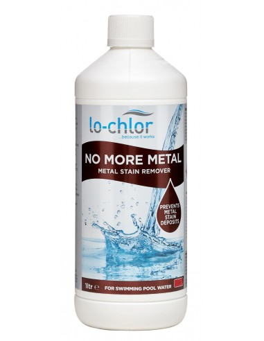Lo-chlor: No More Metal 1L (arrêt métal)