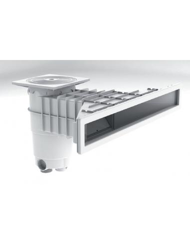 Skimmer A800 Design blanc (Béton/Liner)