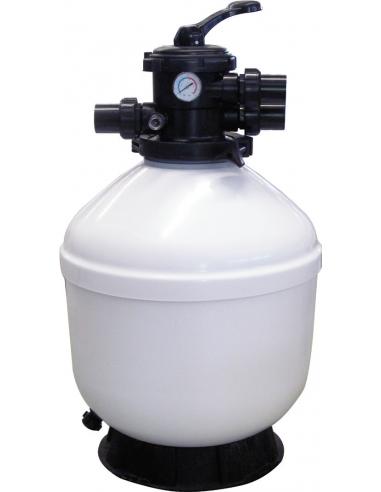 Filtre à sable SuperPool Ø 650 mm - 14 m³/h (TOP)