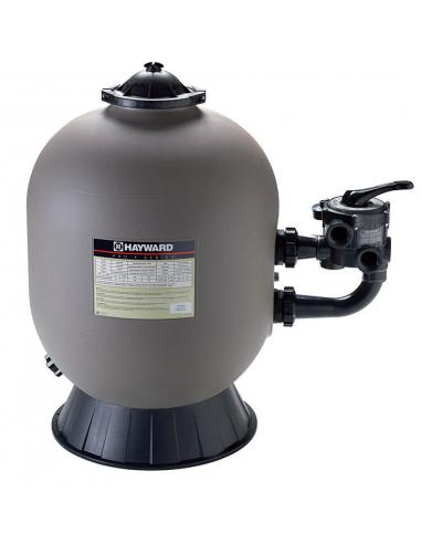 Filtre à sable Hayward PRO-SERIES HB Side - 14 m³/h