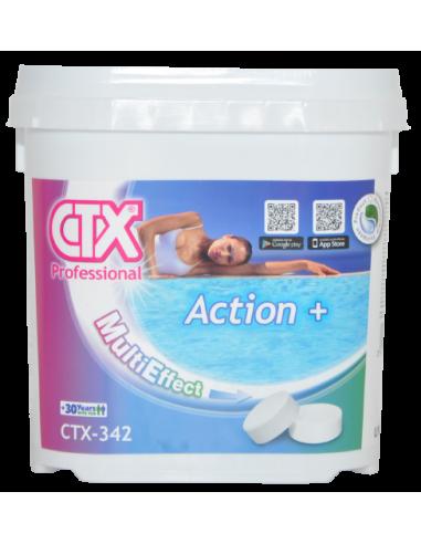 10 Actions sans cuivre 250 g - 5 Kg CTX- 342