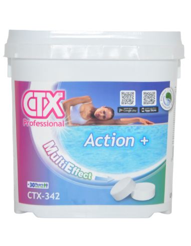 Action + 250 g - 5 Kg CTX-342